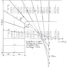 treppen einschalen treppen verziehen im grundriss skizze formel beispiele