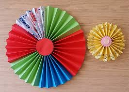 how to make a fan summer crafts occasions holidays guide patterns
