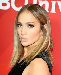 lob haircut pictures jennifer lopez s new lob haircut is fire but what else would you