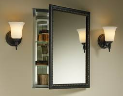 black medicine cabinet with mirror 9 trendy interior or