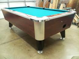 Valley Pool Table For Sale How Big Is A Bar Pool Table Astonishing On Ideas With Additional