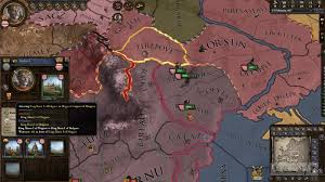 Crusader Kings 2 Map Crusader Kings 2 The Old Gods Takes In A Very Different Europe