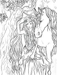 coloring pages of unicorns and fairies unicorns coloring pages unicorn coloring pages printable unicorn