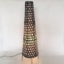 wicker floor lamps nz cashorika decoration