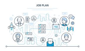 time design planner job plan time management organization planning communication