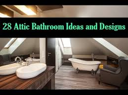 attic bathroom ideas 28 attic bathroom ideas and designs