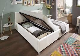 Schlafzimmer Komplett 140 Cm Bett Schlafzimmer Bett Mit Bettkasten Jangali Balkenbett Mit Bett