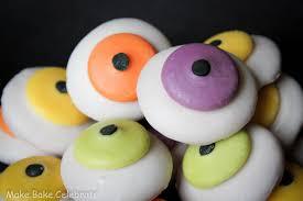 mbc monster eyeball cookies