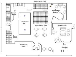 nightclub floor plan xs nightclub floor plan