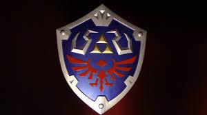 how to make link u0027s hylian shield part 1 skyward sword zelda