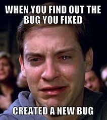 Code Meme - in the code