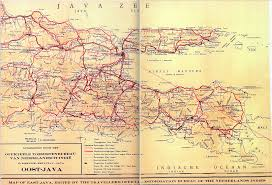 Colonial Map Indonesian Pilgrimage Part I Uncorked By Inez Hollander