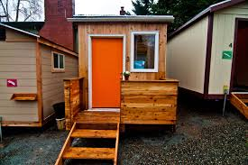 Low Cost Tiny House Tiny Houses Low Income Housing Institute
