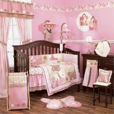 Brown And Pink Crib Bedding Pink And Brown Crib Bedding Design Home Inspirations Design