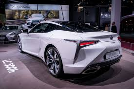 white lexus 2017 interior paris motor show 2016 lexus highlights lexus