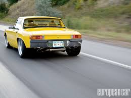 porsche 914 wheels 1972 porsche 914 modified mr porsche european car magazine