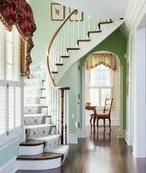 Winding Staircase Design I Like How The Stairs Are A Darker Wood Than The Floor Maybe I U0027ll