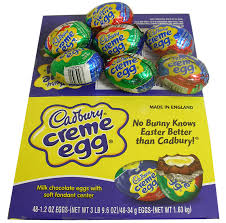 easter candy eggs cadbury creme eggs 48ct easter candy blaircandy