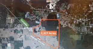 The Villages Map The Villages Spends 25 Million On More Acreage Along Florida