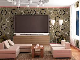 pictures of modern living room wallpaper ideas interesting neutral
