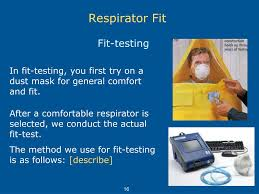 respiratory protection fit tester cover letter