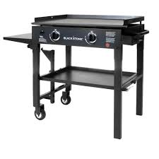 stoves black friday home depot blackstone 28 in 2 burner propane gas grill in black with griddle
