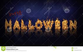background halloween video happy halloween in flames stock video video 59165307