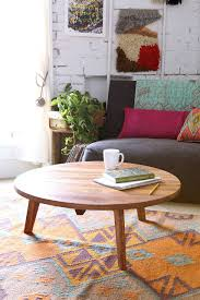 round coffee table decor ideas the beauty of your living room
