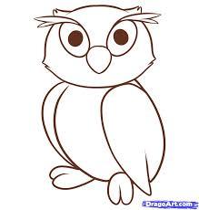 form delete draw owl kids step