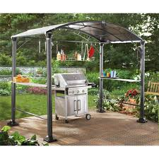 eclipse backyard grill center black 213260 gazebos at