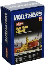 amazon com walthers cornerstone kalmar intermodal container crane