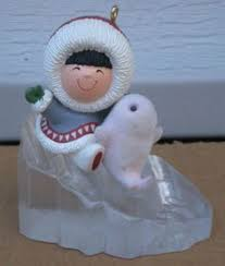 frosty friends go fishing ornament collectibles