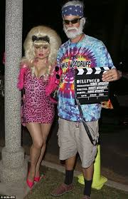 Hannah Montana Halloween Costume Fergie Josh Duhamel Coordinate Dead Halloween