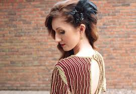 wedding guest vintage in virgos lounge fashion beauty and
