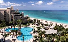 Grand Cayman Map The Ritz Carlton Grand Cayman Hotels Travel Leisure