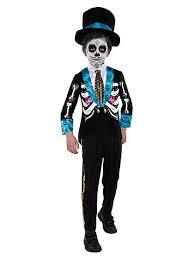 Gentleman Halloween Costume Dead Halloween Costume Kids George