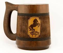 prancing pony mug 23oz lord of the rings mug hobbit mug