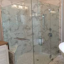 bathroom exquisite frameless glass shower doors for delightful