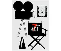 chaise de cin ma incroyable chaise de cinéma planche 4 stickers cinema