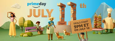 amazon ca black friday sale amazon announces third annual prime day thirty hours hundreds