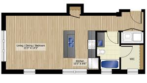 Studio Floor Plans Studio Homes Floor Plans Mcgill Row Luxury Condominiums