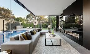 interieur et canapé aménagement intérieur et extérieur d une maison