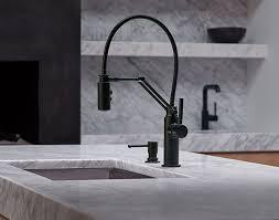 brizo faucets kitchen a black modern faucet brizo faucet kitchen
