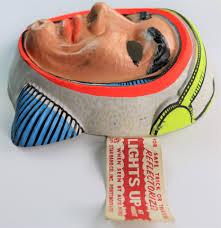 vintage nasa astronaut halloween mask star band 1960 u0027s 1970 u0027s