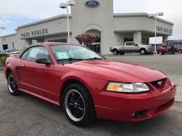 1999 ford mustang 1999 ford mustang cobra convertible in paso robles ca