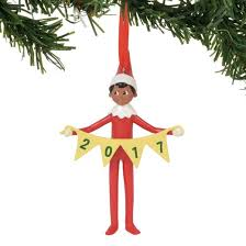 on the shelf 2017 ornament target