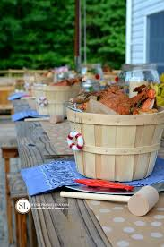 cajun party supplies best 25 crab feast ideas on seafood boil party ideas