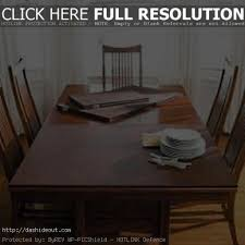 table pads for dining room table custom made dining room table pad