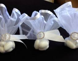 wedding almonds complete wedding set ivory wrap pearl stefana