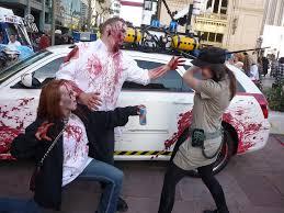 crawling zombie spirit halloween do the denver zombie crawl castle marne bed u0026 breakfast